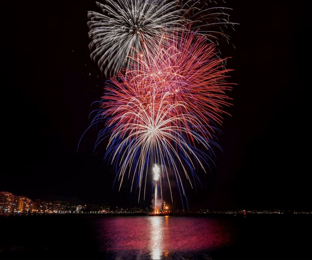 Δήμος Θεσσαλονίκης Πρωτοχρονιά